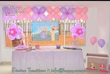 Fiesta Rapunzel Enredados / Decoración Fiesta Rapunzel www.happy-occasions.com https://www.facebook.com/happyoccasionsfiestas?ref=hl