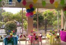 Fiesta Princesas / Decoración Fiesta Princesas www.happy-occasions.com https://www.facebook.com/happyoccasionsfiestas?ref=hl