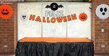 Fiesta Halloween / Decoración Fiesta Halloween www.happy-occasions.com https://www.facebook.com/happyoccasionsfiestas?ref=hl