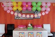 Fiesta Granja Niña / Decoración Fiesta Granja Niña www.happy-occasions.com https://www.facebook.com/happyoccasionsfiestas?ref=hl
