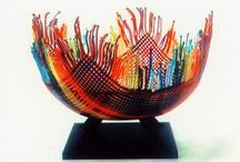 fused glass art / other artists / by Sherry Peterson
