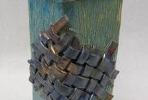 Raku Pottery Art / other artists This is a collection of raku pottery that I have found on a wide variety of boards on Pinterest and reflects my passion for all raku   / by Sherry Peterson
