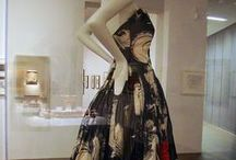 Notable Fashion Designers / Old & New
