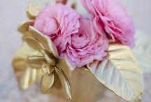 Gold&Pink Wedding