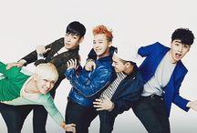 BigBang / Members TOP Gdragon Taeyang Daesung Seungri
