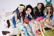 F(x) / Members Victoria Luna Amber Sulli Krystal
