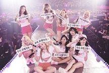 Girls Generation / SNSD / Members Taeyeon Tiffany Hyoyeon Jessica Yuri Yoona Sunny Seohyun Sooyoung