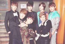 Infinite / Members Sunggyu Sungjong Sungyeol Woohyun L Hoya Dongwoo