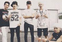 SHINee / Members Onew Jonghyun Key Minho Taemin