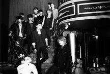 Super Junior / Members Leeteuk Henry Heechul Kangin Donghae Eunhyuk Shindong Siwon Sungmin Ryeowook Yesung Kyuhyun Zhoumi