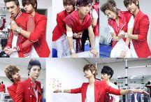VIXX / Members N Ravi Leo Ken Hyuk Hongbin