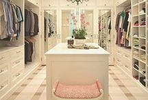 My dream closet. / Furnishings for your wardrobe
