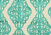 2015 Trend #5: Cut Velvet Fabrics