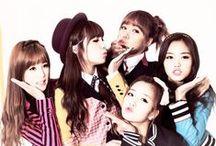 APink / Members Namjoo Eunji Bomi Naeun Chorong Hayoung