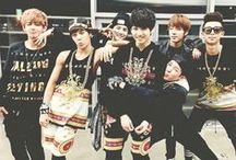 BTS (Bangtan Boys) / Members RapMon V Jimin Jin JHope Jungkook Suga