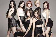 AOA / Members Jimin Mina Chanmi Choa Seolhyun Hyejeong Yuna