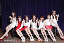 After School / Members NaNa UEE Raina Lizzy Jungah Eyoung Gaeun