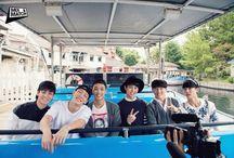 IKON / Members Bobby B.I Jinhwan Yunhyeong Donghyuk Junhoe Chanwoo