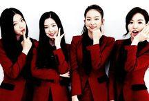 Red Velvet / Members Yeri Wendy Joy Irene Seulgi