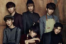 TeenTop / Members Niel Chunji Changjo CAP L.Joe Ricky