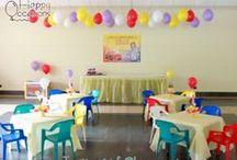 Fiesta Mixta Cars y Sofía / Decoración Fiesta Mixta Cars y Sofía www.happy-occasions.com https://www.facebook.com/happyoccasionsfiestas?ref=hl