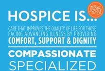 Hospice Care  / You aren't giving up - you're getting help