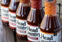 Head Country Products / Head Country's award winning bar-b-q sauces, seasonings and marinades.