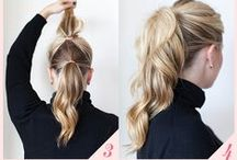 Beauty Tips ✱ Hair Dues / by Amelia