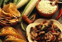 Comida Caliente! / by christina jaimes