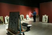 Behind the Scenes / We show you what it takes to put an exhibition together.