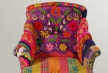 Needlepoint - Furniture