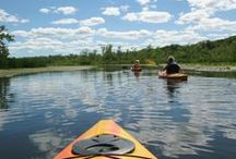 Outdoor Adventure / Explore year-round outdoor adventures in Northumberland. Hike, bike or ski on beautiful trails, find cycling routes through  rolling hills or spend time on the water boating, fishing and kayaking.