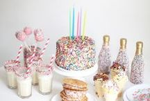 """PARTY / """"A party without cake is just a meeting"""" -Julia Child / by Clementine Cotton"""