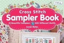 cross stitch books- kanaviçe kitapları / TUVA Yayıncılık kanaviçe kitapları