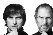 Steve Jobs APPLE / by Catherine