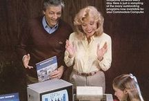 retrogames and consoles, old ads, weird stuff. / old good shit