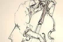 Contour Drawing - Journal