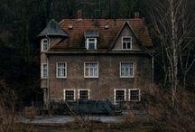 Abandoned houses ⌂