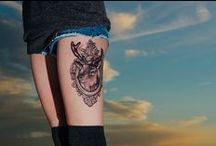 Future Tattoo / My future...dilema..million and million tattoes..it is heavy