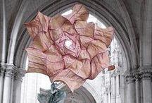 origami lampe / lámpa