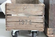 Home | Handmade / Homemade . Wooden crates
