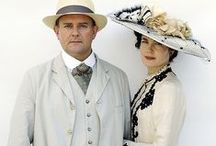 We LOVE Downton Abbey / History, tradition, need to change, beautiful dresses, wonderful recipes - inspiration for us