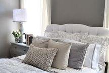 Bedroom Decor // / Beautiful, stylish bedrooms