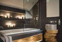 Bathroom Design // / Beautiful, original bathrooms & toilets