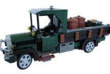 Lego MOC's / Lego Creations by bigboy99899