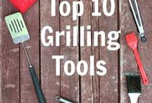 BBQ Tools & Accessories / BBQ doesn't happen without the right BBQ tools and accessories ...
