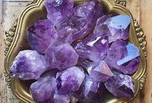 Cristales / Valorados por algo más que por su belleza, cada uno de ellos tiene un significado sagrado.