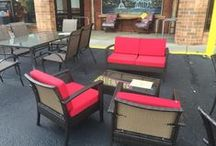 Outdoor Furniture / OUR OUTDOOR FURNITURE AT JOHNNY'S CRAZY DEALS IS AN UNBEATBALE PRICE!!!