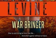 War Bringer Book #6 in The Red Team Series by Elaine Levine / Kelan Shiozski & Fiona Addison