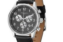 Timepieces / A stylish man's watch makes a wonderful gift idea for a graduation, birthday, or wedding gift. Our Jorg Gray timepieces are a durable choice for the man on the go. Explore our selection of men's watches.